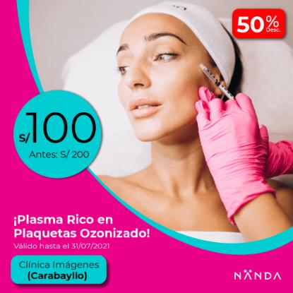 ¡Plasma Rico en Plaquetas Ozonizado! 😍 - Clínica Imágenes (CARABAYLLO)