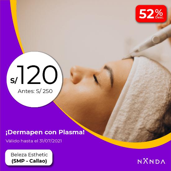¡Dermapen con Plasma! 😍 - Beleza Esthetic (SAN MARTIN DE PORRES)