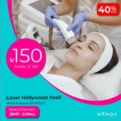 ¡Láser Hollywood Peel! 😍 - Beleza Esthetic (CALLAO)