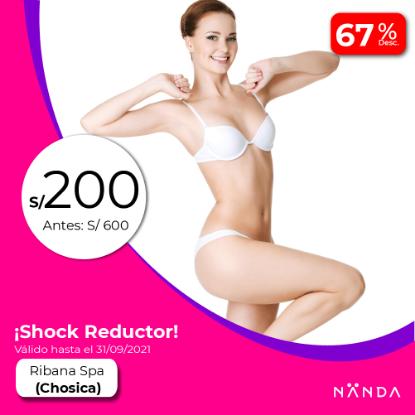 ¡Shock Reductor! 😍 - Ribana Spa (CHOSICA)